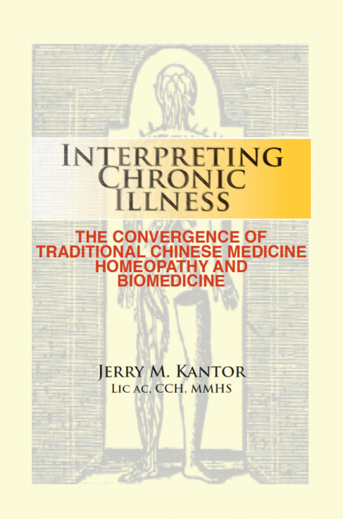 Interpreting Chronic Illness - North American Society of Homeopaths (NASH) Review